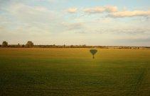 Lot balonem dla Dwojga - podniebna podróż