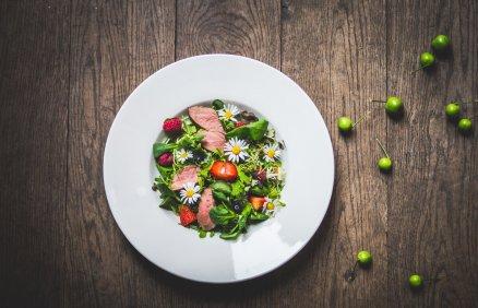 Elegancka kolacja dla dwojga (3 posiłki)