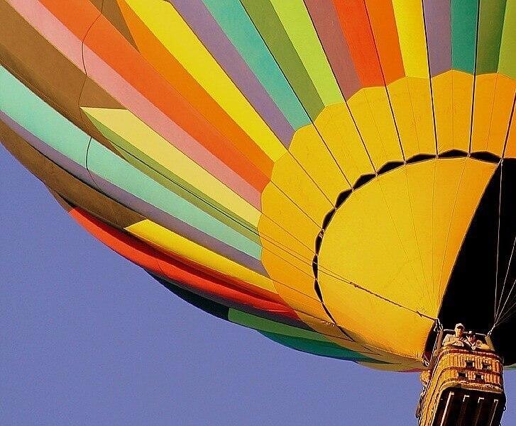 Wywiad: Sztuka latania balonem