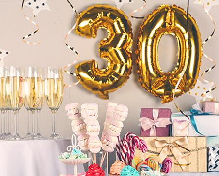 Jaki prezent wybrać na 30. urodziny