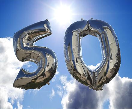 Jaki prezent na 50 urodziny?