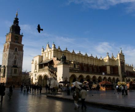 Co robić wiosną? Kraków i okolice