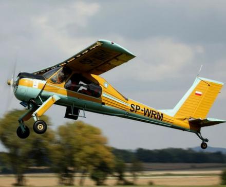 Prezenty lotnicze – wysokie loty na Śląsku