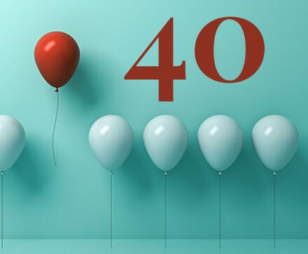 Ranking prezentów na 40 urodziny