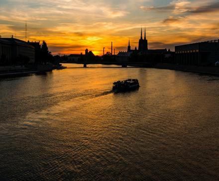 Rejs po Odrze - odkryj inną perspektywę miasta