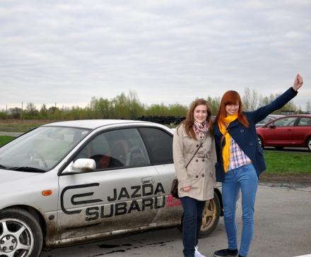 Jazda Subaru – kobiecym okiem