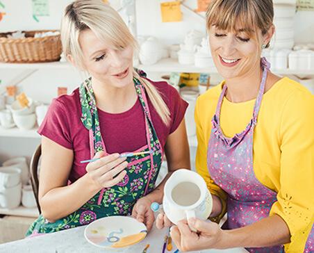 Pomysły na kobiece hobby