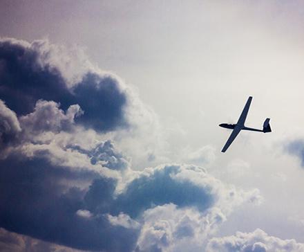 Loty szybowcem - jak zacząć przygodę z lataniem