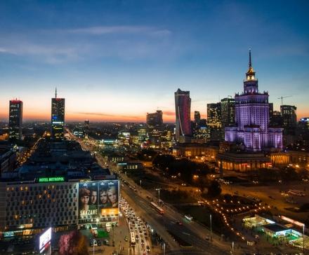Co robić wiosną w Warszawie?