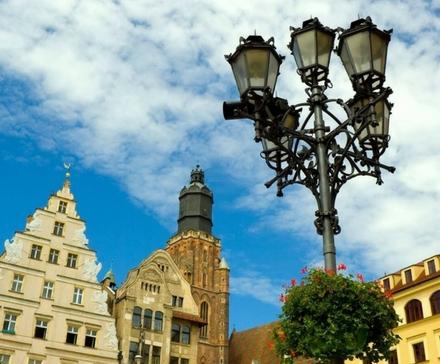 Co robić wiosną we Wrocławiu?
