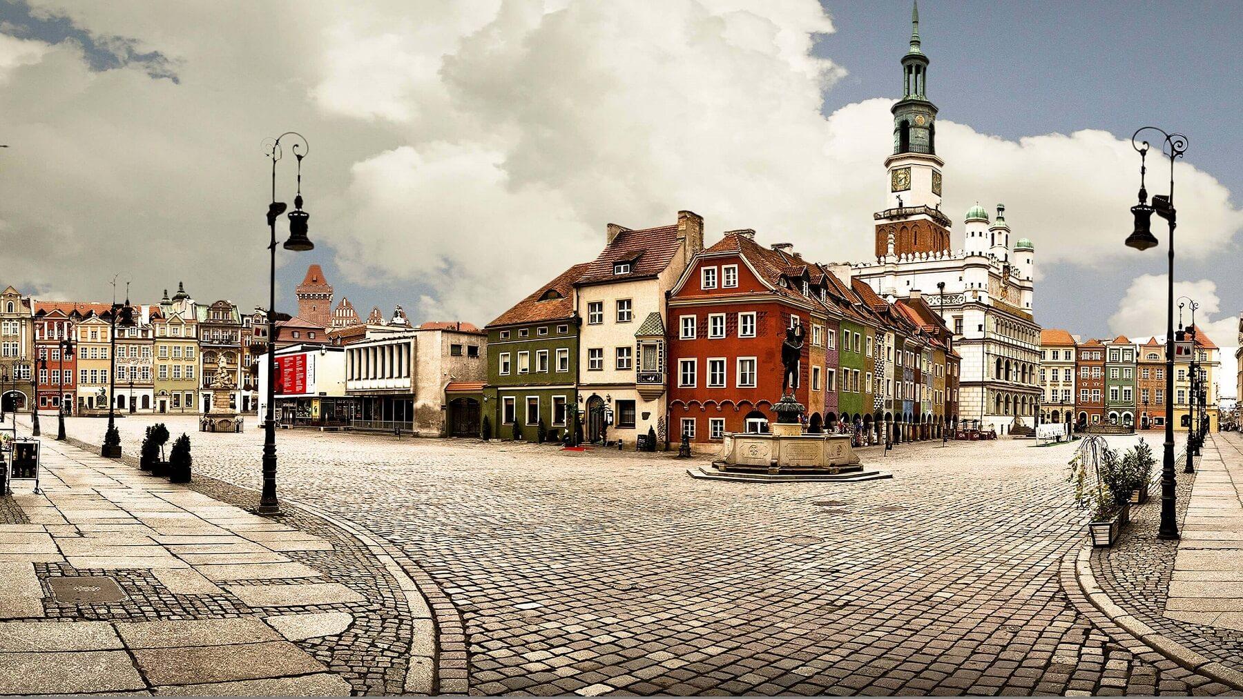 Prezenty: Poznań i Wielkopolska