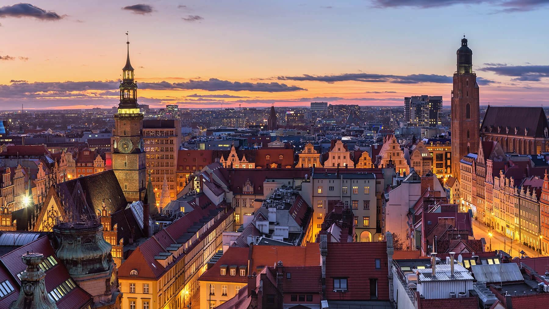 Wrocław i Dolny Śląsk - prezenty i atrakcje