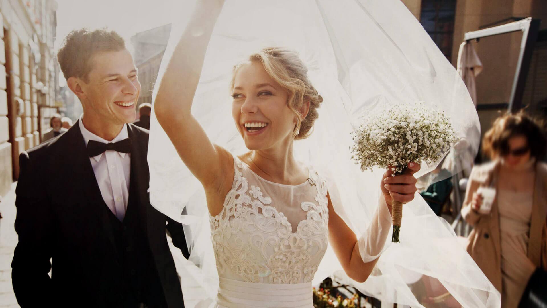 Prezent ślubny dla Pary Młodej - romantyczny, ekstremalny, z przygodą, ale zawsze we Dwoje