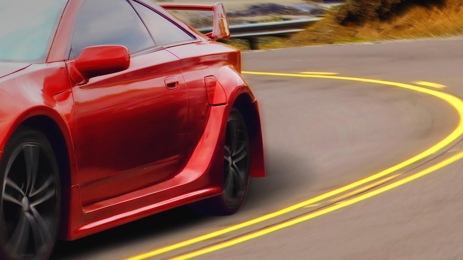 Jazda samochodami sportowymi