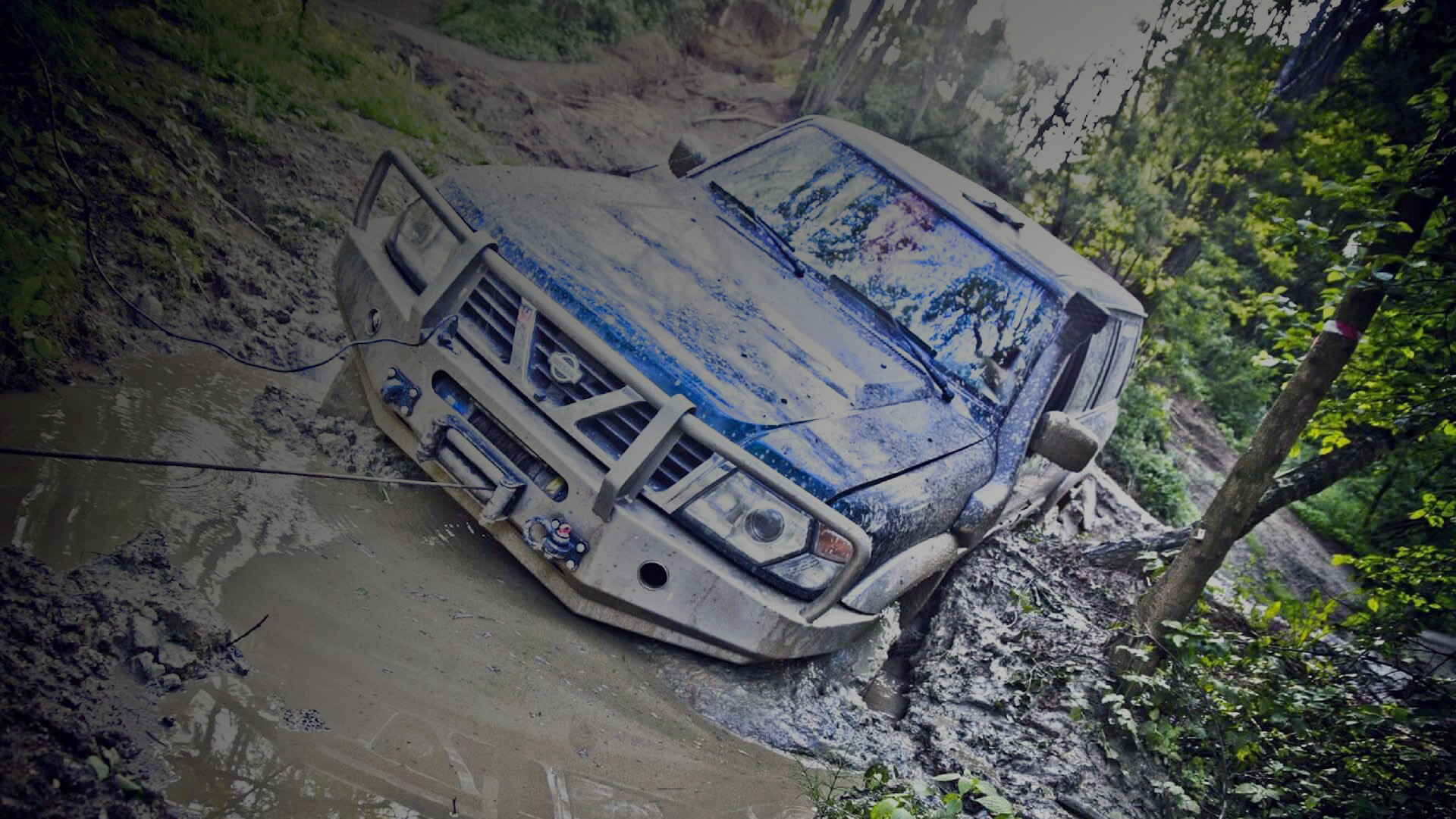 Off-road i wyprawy w trudny teren to wyzwanie dla śmiełków spragnionych wyjątkowych przygód