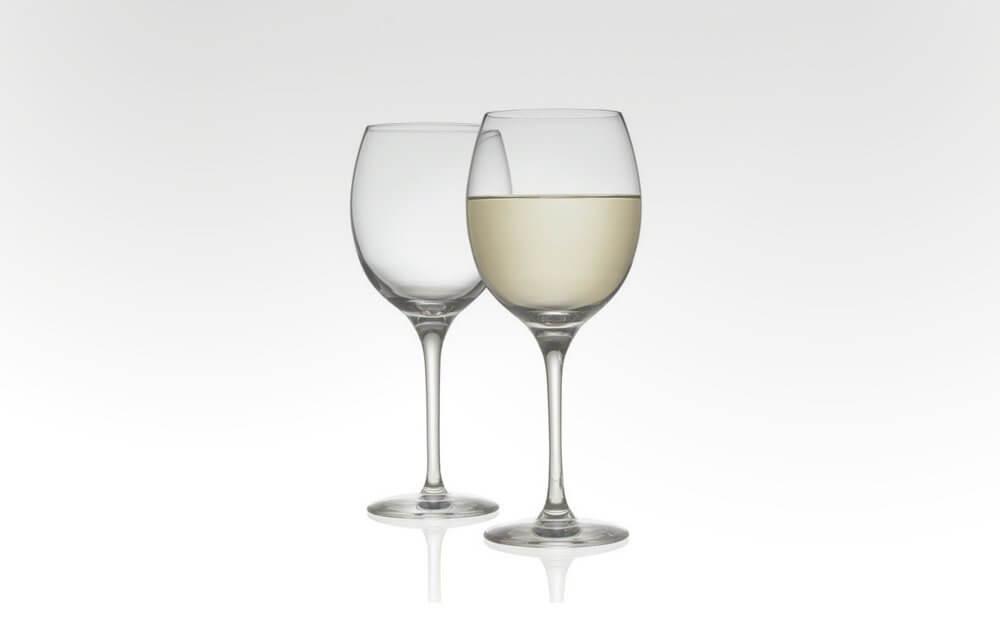 Kieliszki do wina białego Mami XL