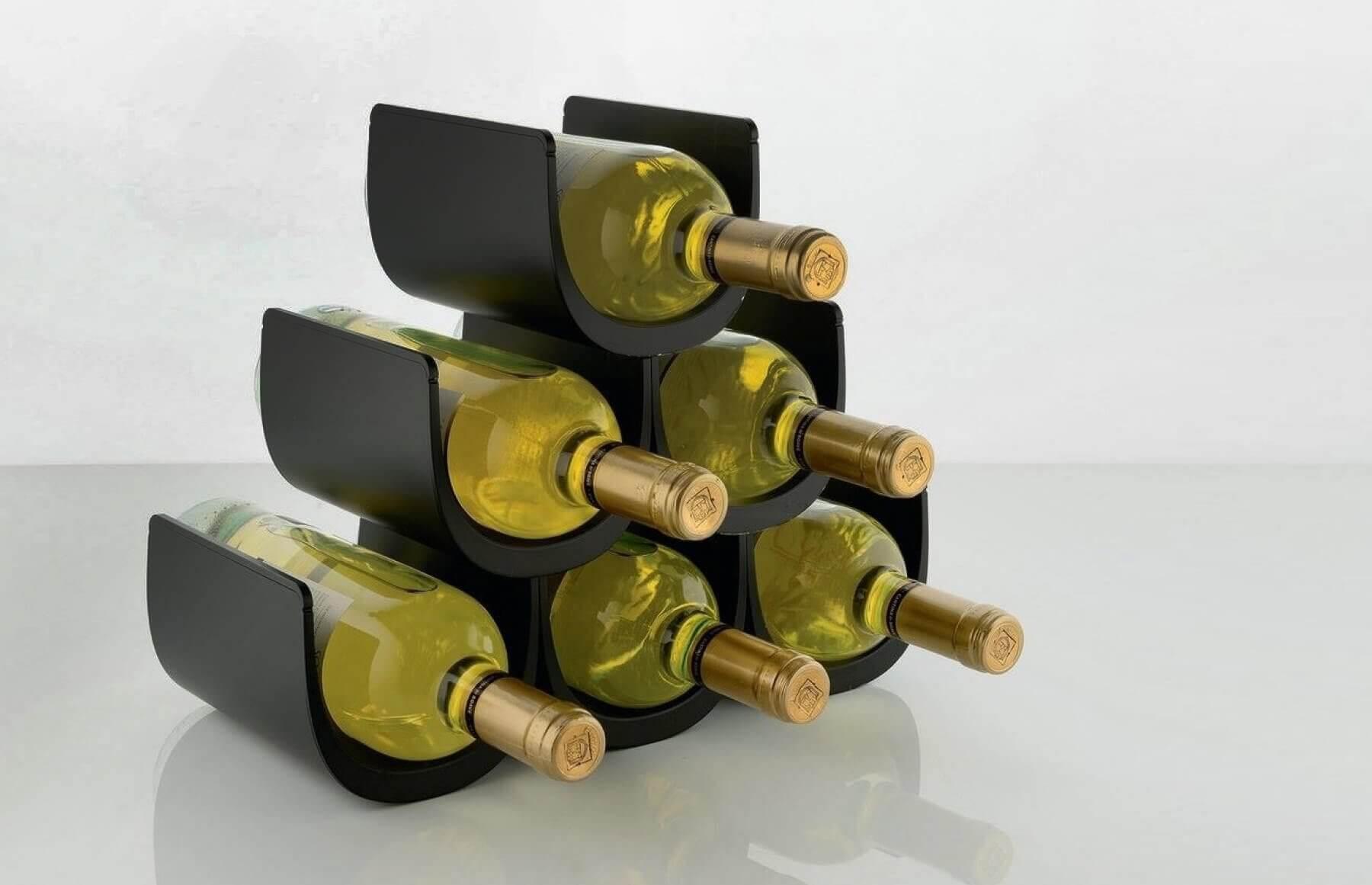 Alessi - Noe - wine rack