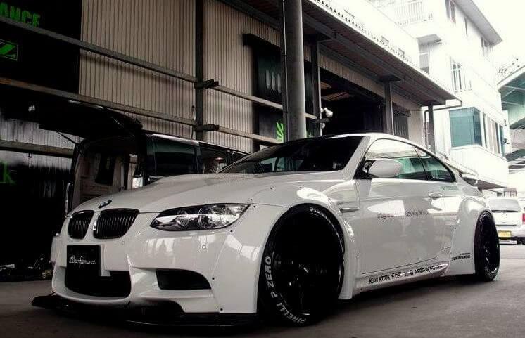 Jazda z kierowcą BMW M3