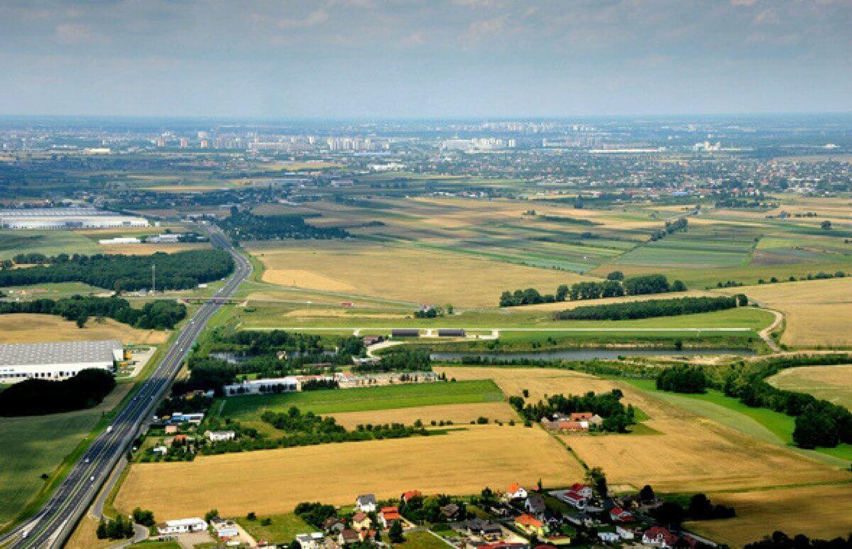 Lot Cessną - Wielkopolska
