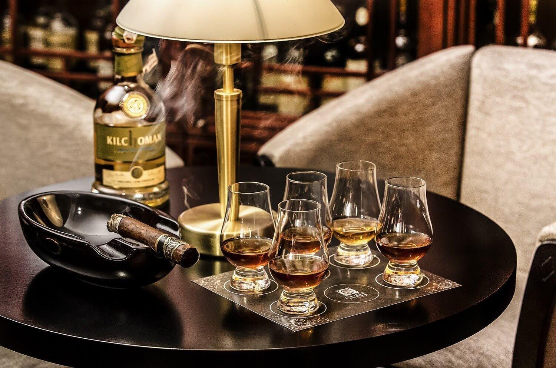 Degustacja whisky dla koneserów