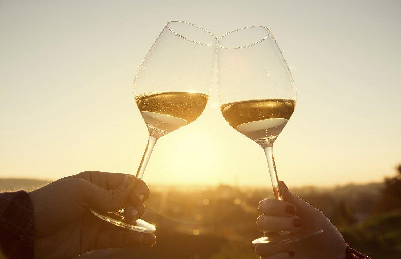 Kolacja i degustacja wina - Dzień zakochanych