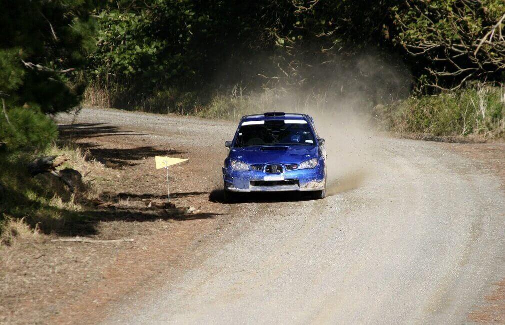 Drifting - co-drive z kierowcą