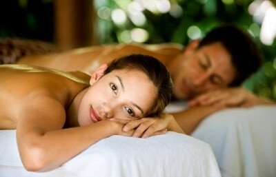 Masaż relaksacyjny dla 2 osób