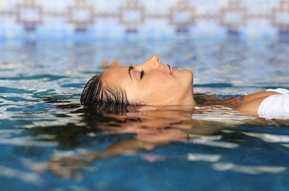 Floating - potrójna sesja