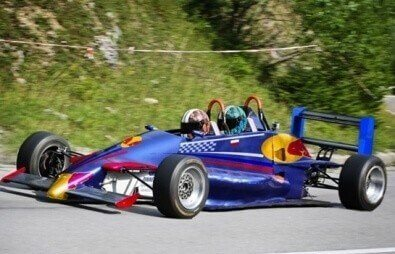 Jazda bolidem Formuły 3