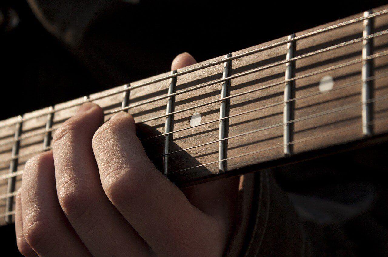 Gitara - lekcja