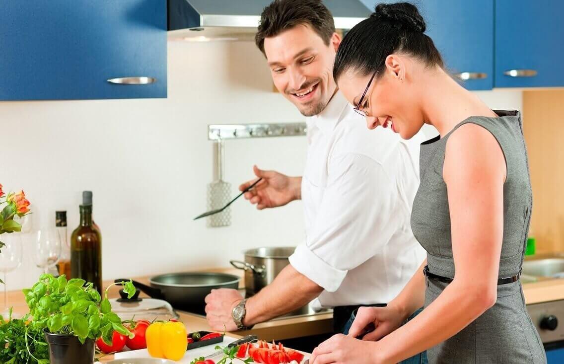 Gotowanie we dwoje - szkolenie