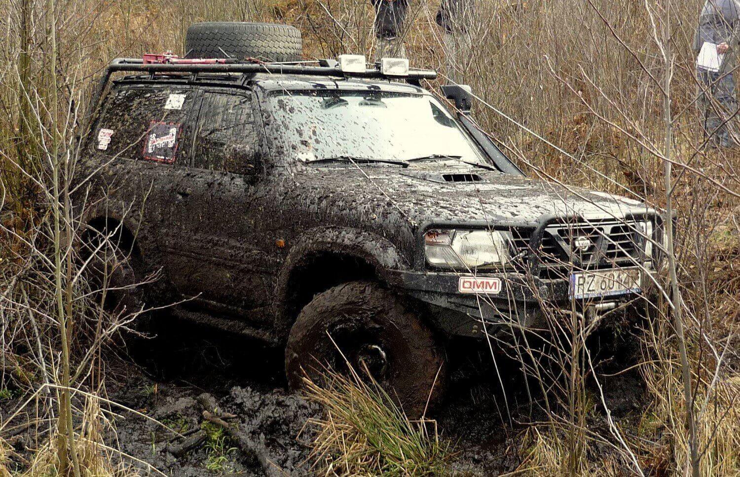 Weekend off-road i SPA