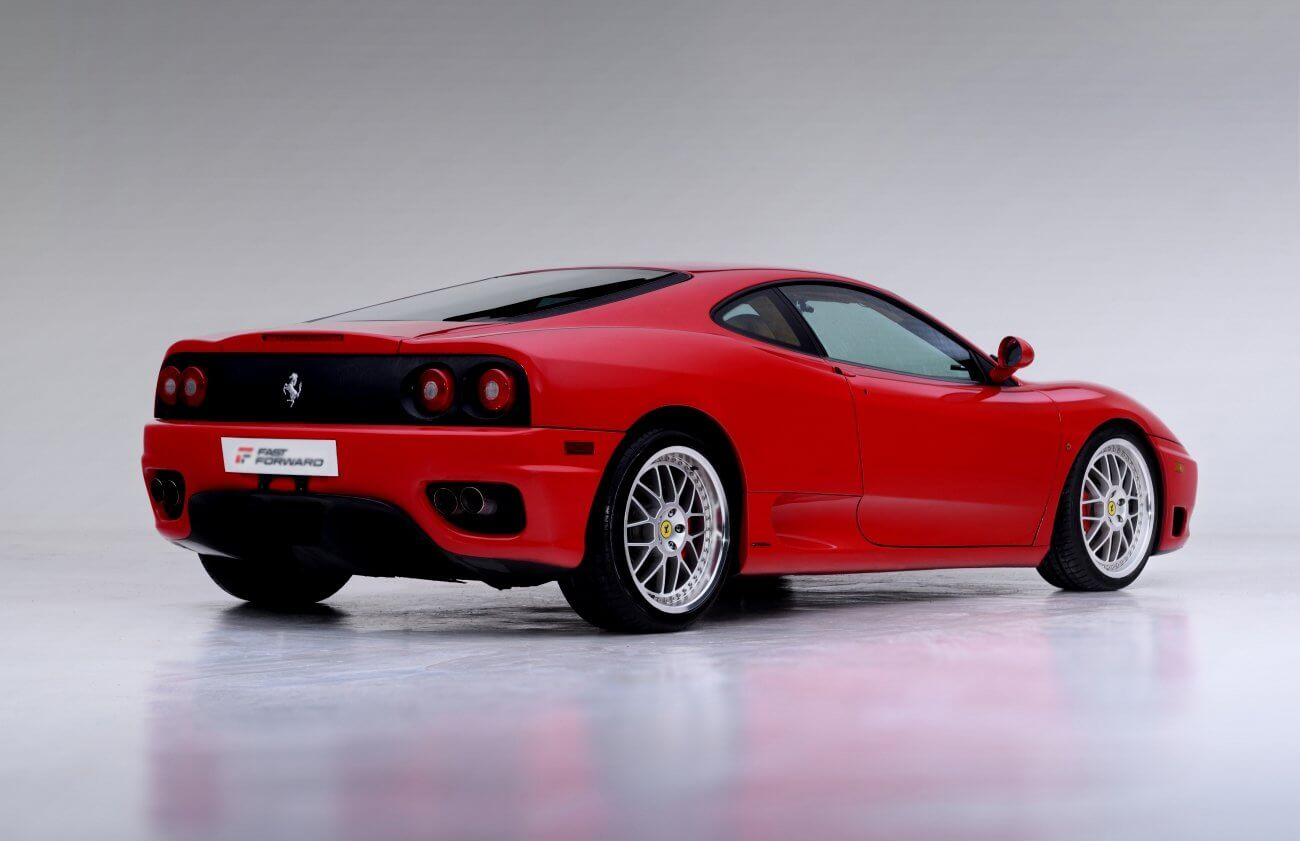 Jazda Ferrari F360 Modena na torze