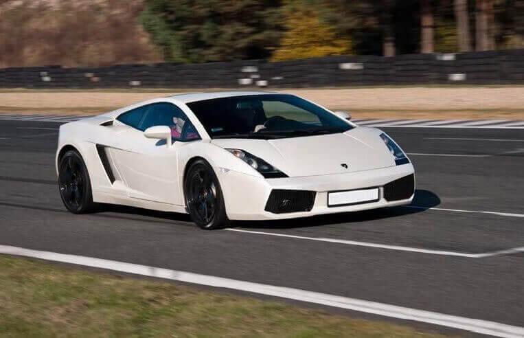 Jazda Lamborghini Gallardo na Torze Poznań