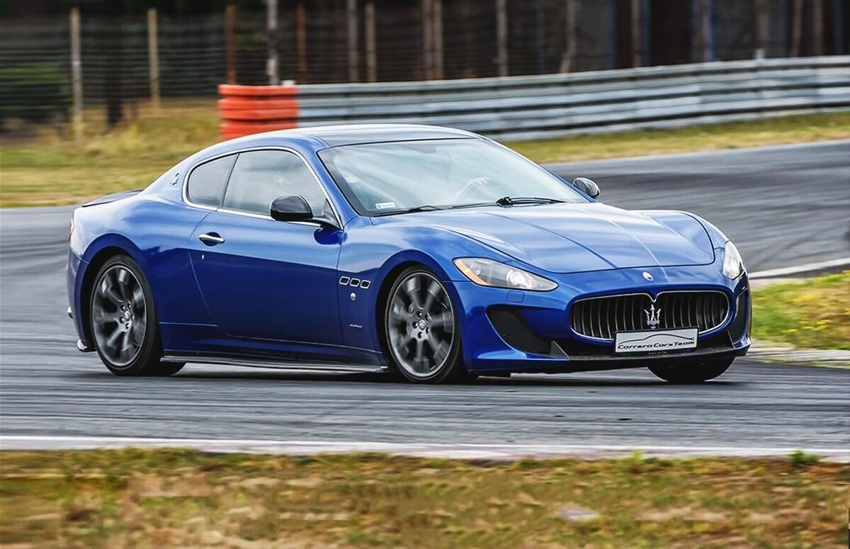 Maserati GranTurismo Stradale
