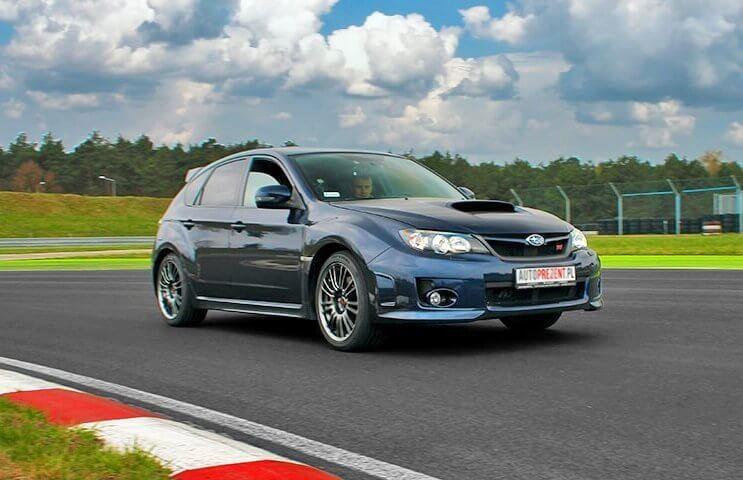 Poprowadź Subaru Impreza WRX STi