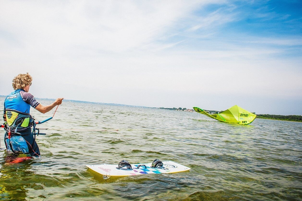 Kurs kitesurfingowy - 2 osoby