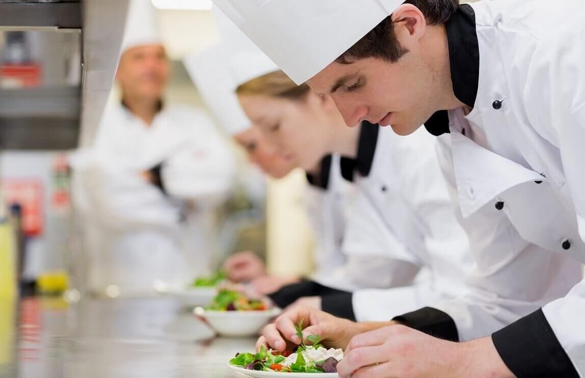 Szkoła gotowania - 2 osoby