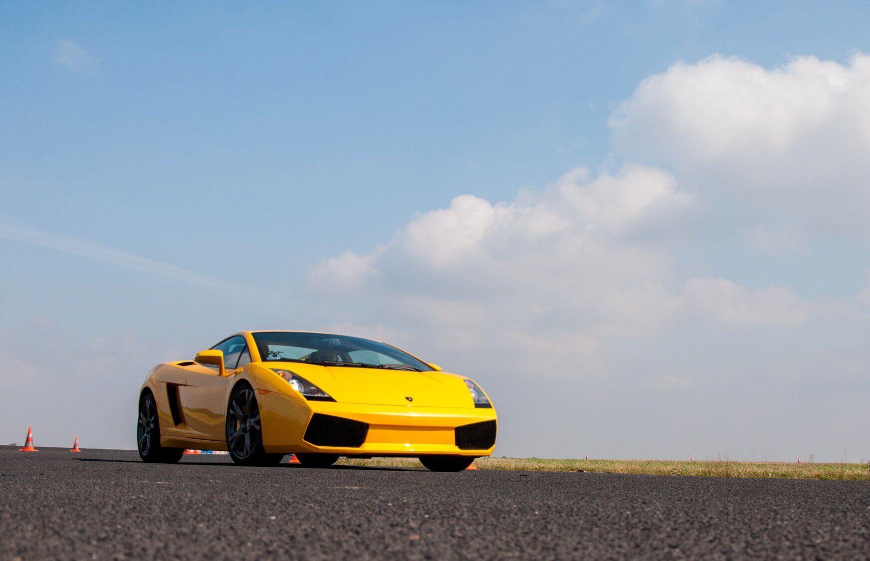 Ekstremalna jazda Lamborghini Gallardo