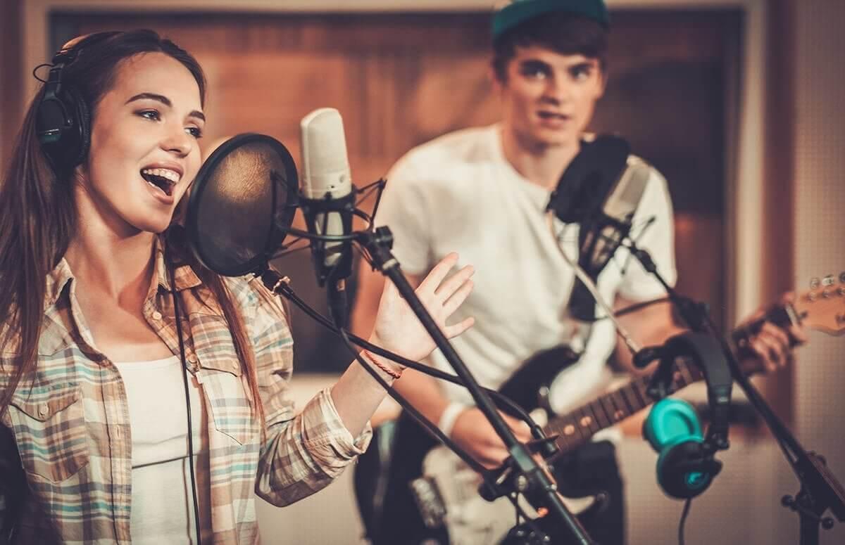 Nauka śpiewu to doskonała okazja, aby rozwinąć nowa pasję