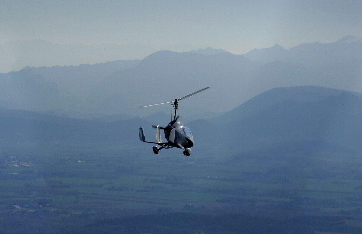 Lot nad Kotliną Kłodzką