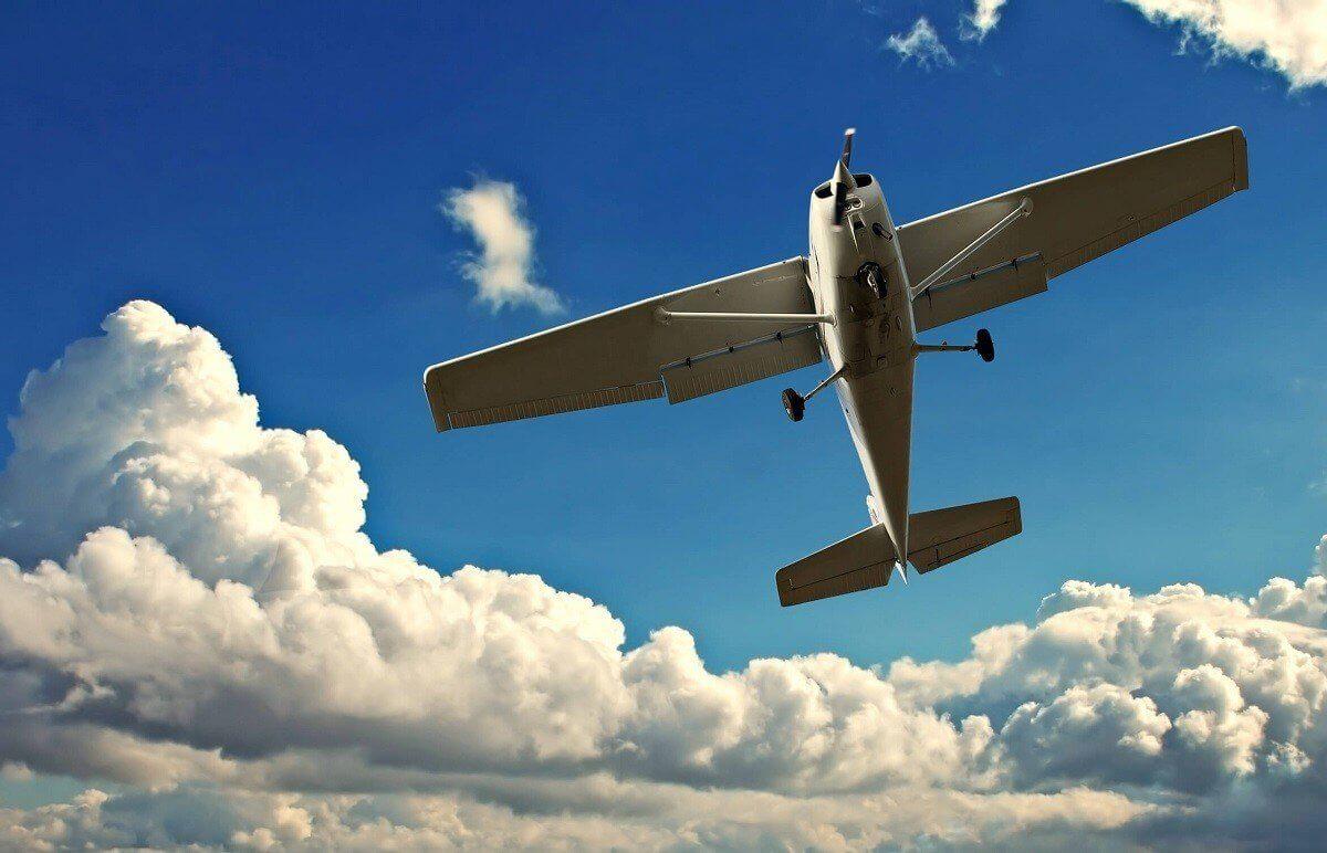 Lot nad Warszawą dla 1 osoby