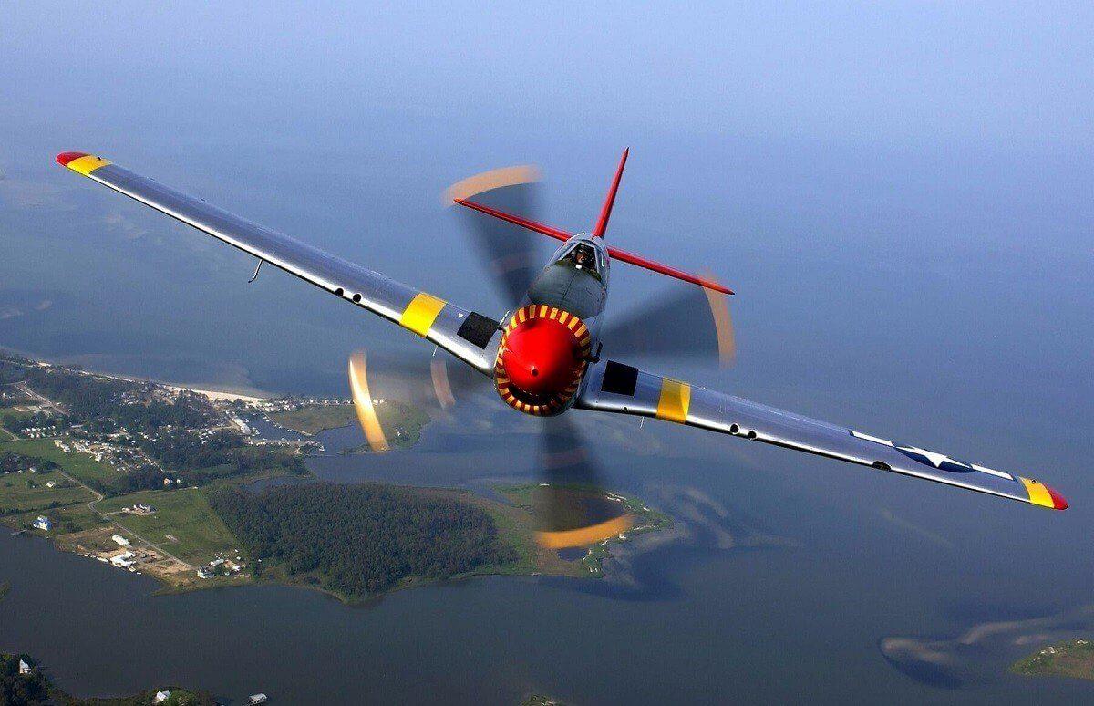 Samolot ultralekki - lot widokowy na Śląsku