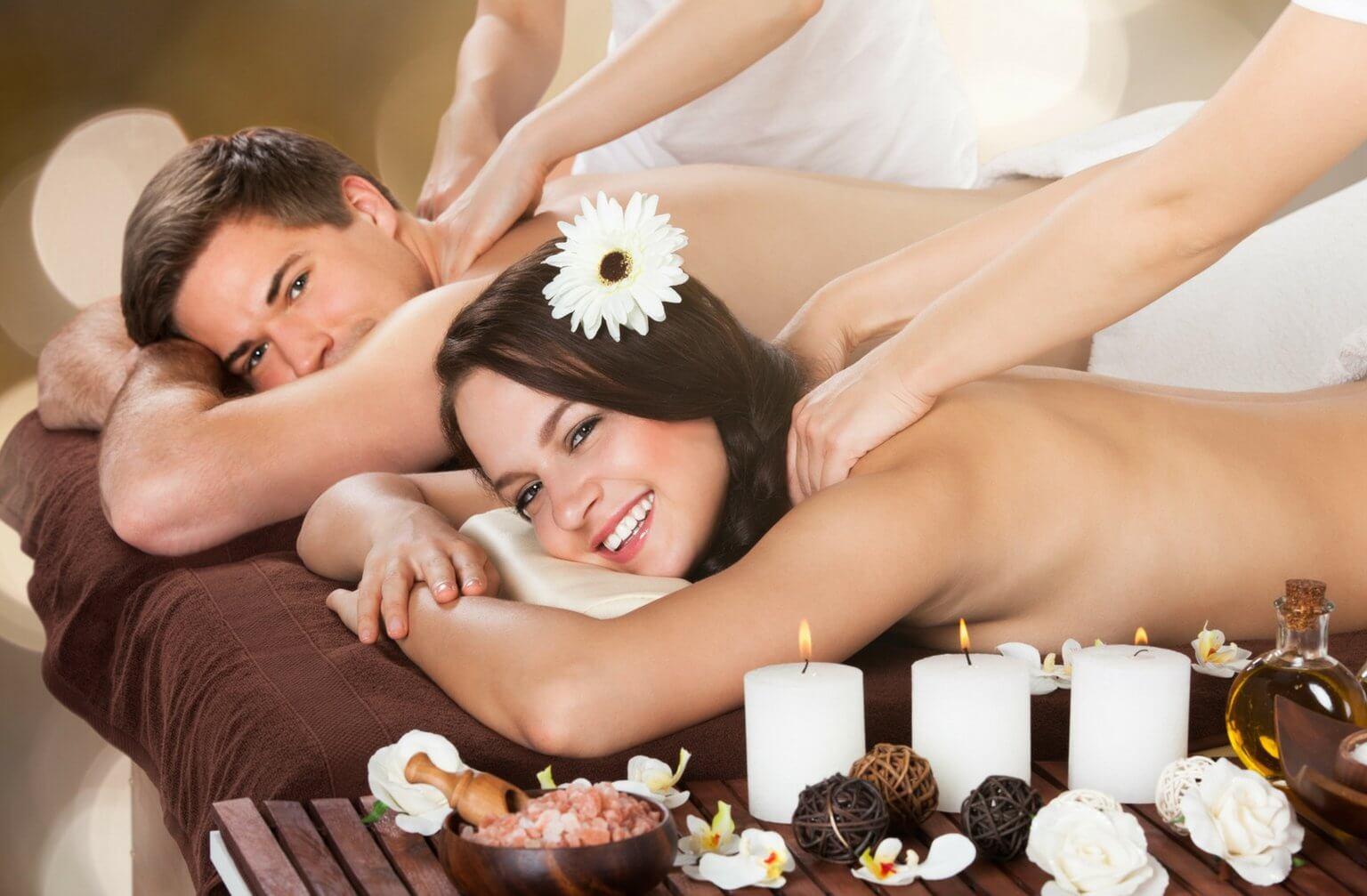 Masaż tajski  dla niej i dla niego