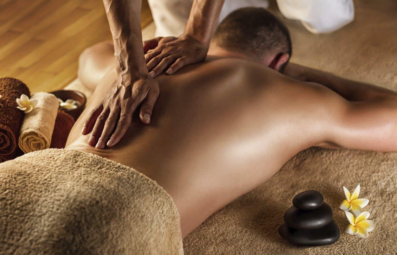 Pakiet masaży i zabiegów dla Niego