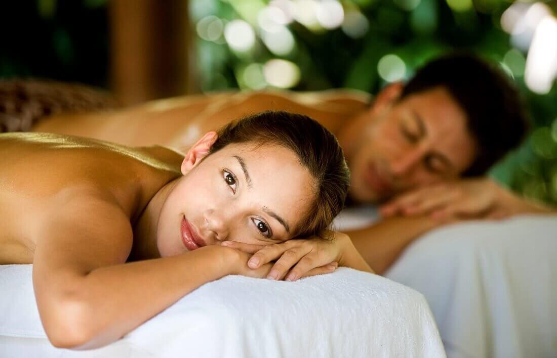 Masaże i zabiegi SPA dla pary oraz kolacja