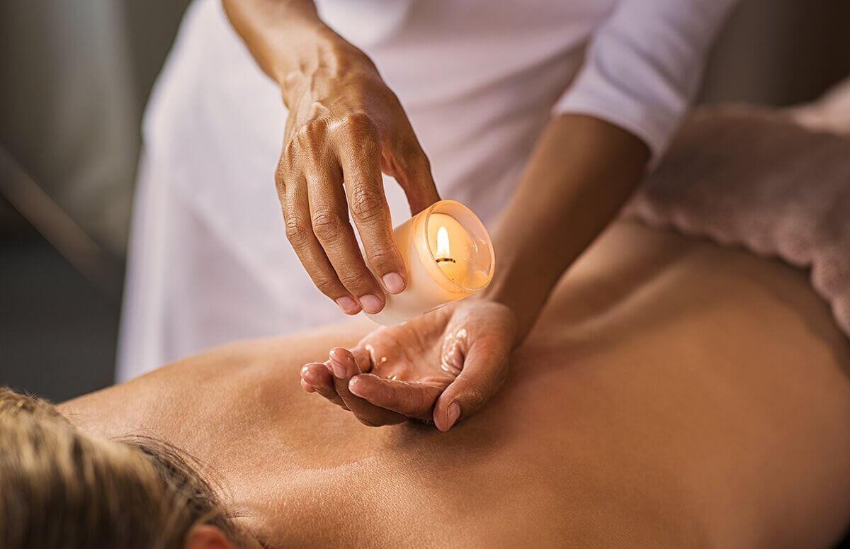 Relaksacyjny masaż egzotyczny