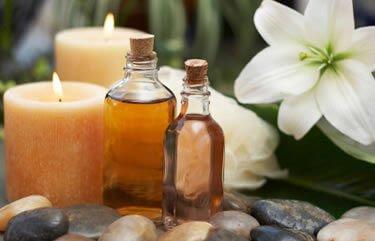 Olejki aromatyczne - masaż całego ciała