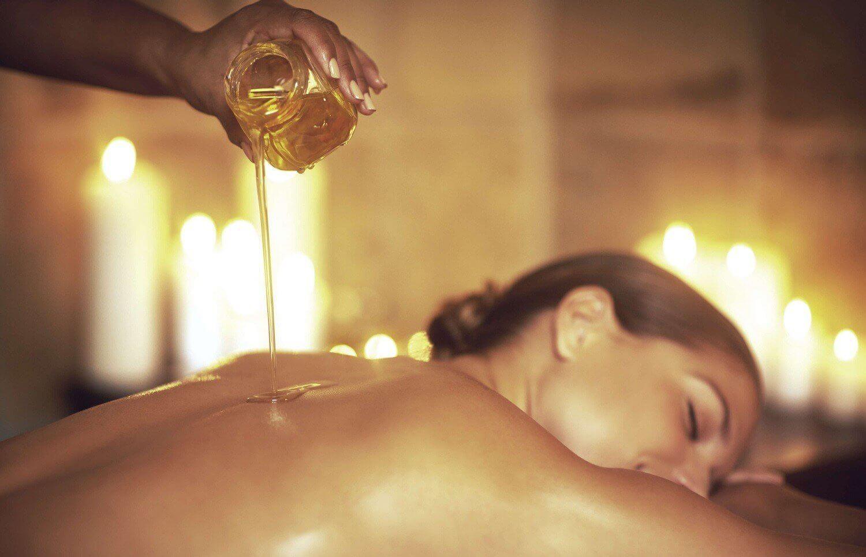 Masaż SPA - aromaterapia