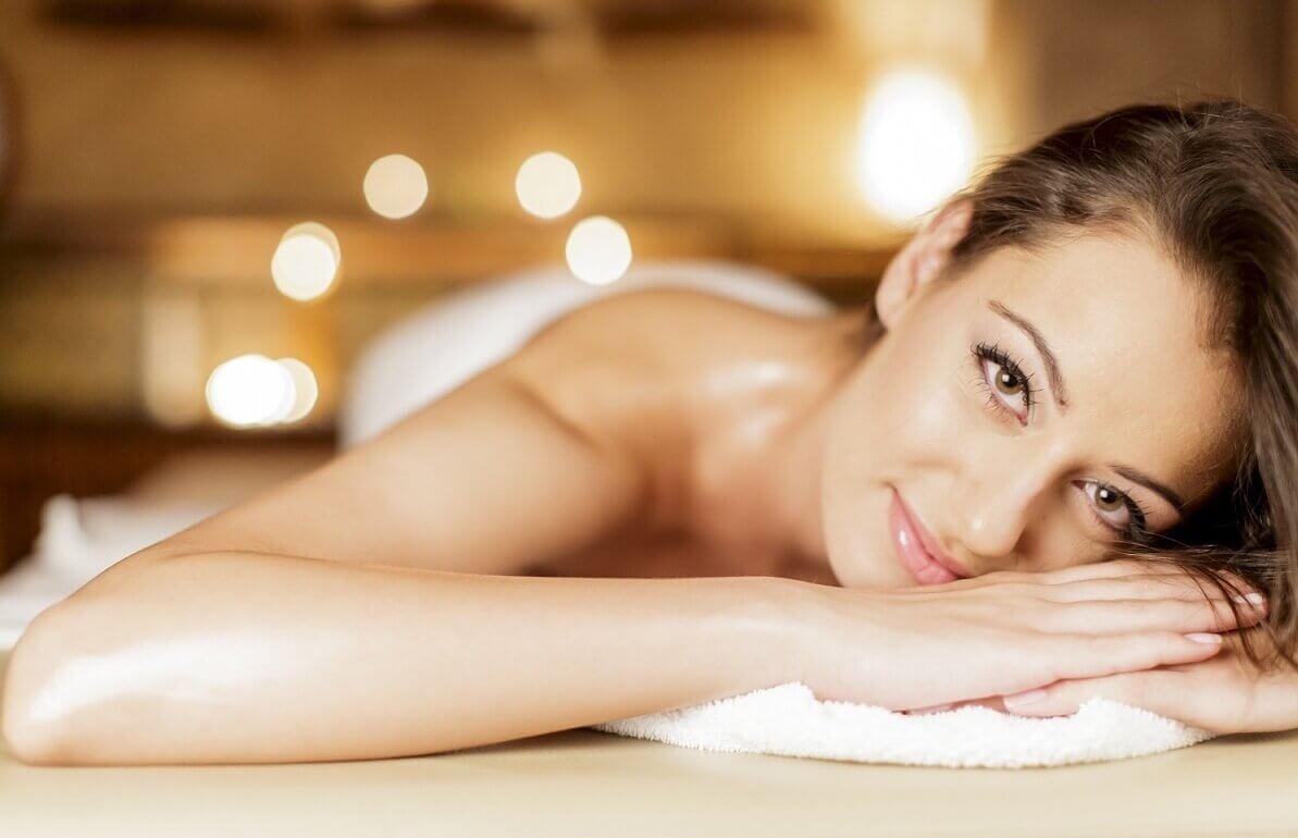 Aromaterapia - masaż